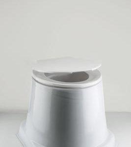 یک توالت فرنگی سیار بدون بیده مدل الیزه