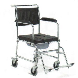 نمونه ای از صندلی حمام چرخدار