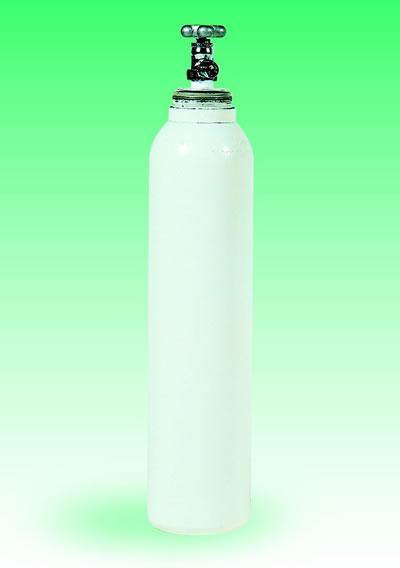 یک نمونه ازسیلندر کپسول اکسیژن 10 لیتری