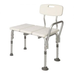 نمونه ای از صندلی حمام مناسب افراد سنگین وزن مدل اسپلیندور