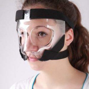 محافظت کامل از بینی و صورت پس از عمل جراحی و شکستگی