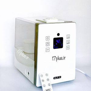 نمونه ای از دستگاه بخور دوکاره سردو گرم الپکس 8412